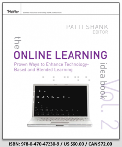 Book Cover of Online Learning Idea Book