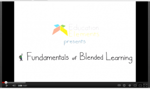 Fundamentals of blended learning image