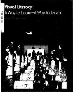 Visual Literacy Book Cover